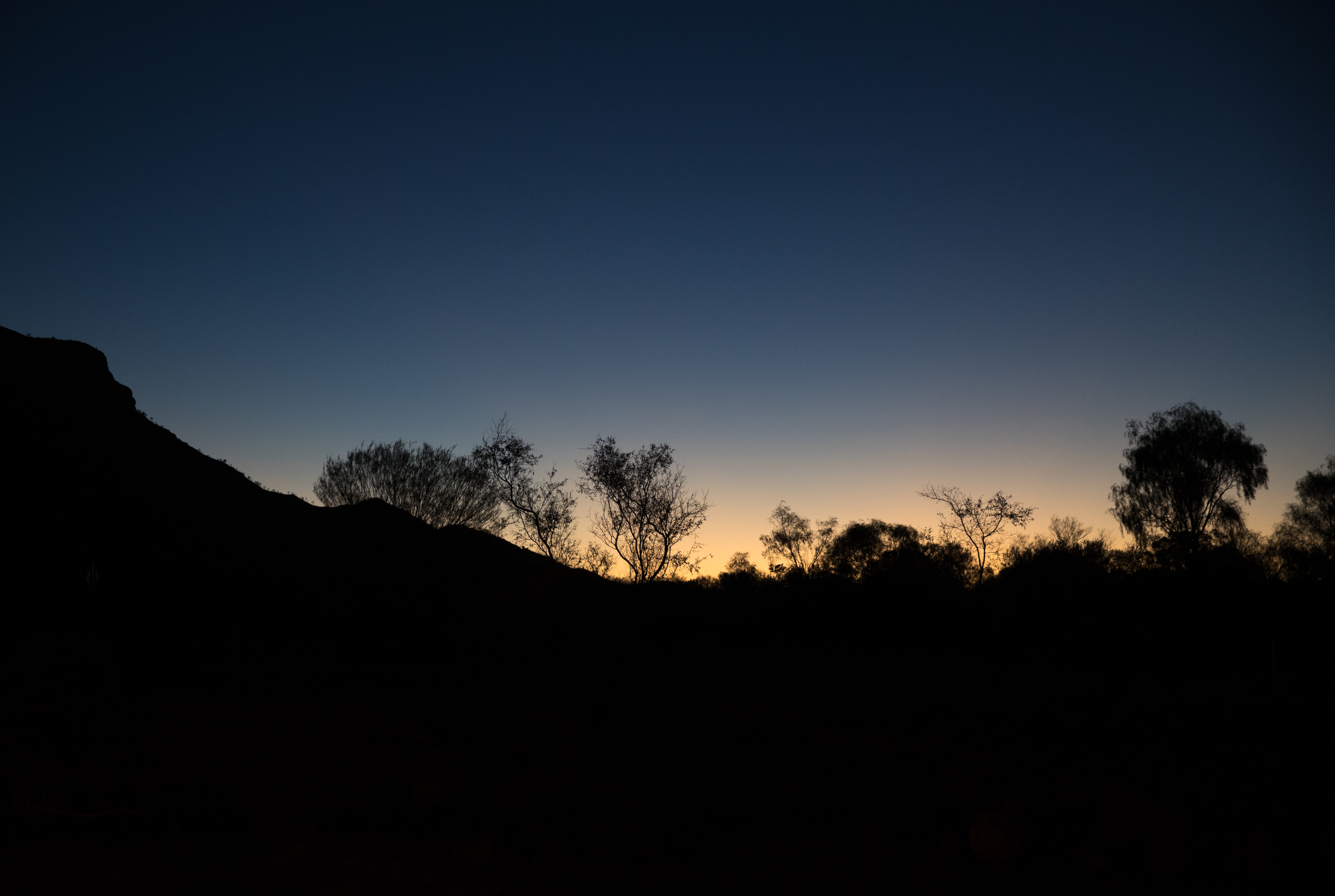 Alice Springs plunged into darkness for hours
