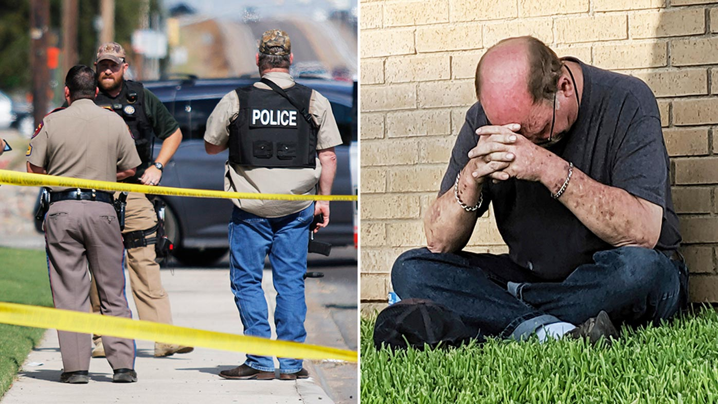 Texas shooting suspect had prior run-ins with police