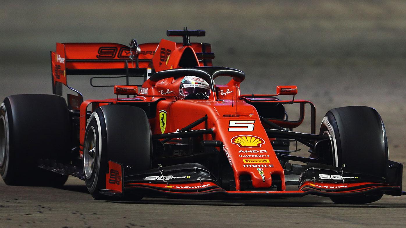 Sebastian Vettel's win in Singapore came in controversial circumstances.