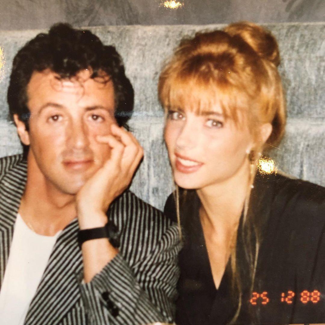 Jennifer Flavin, Sylvester Stallone