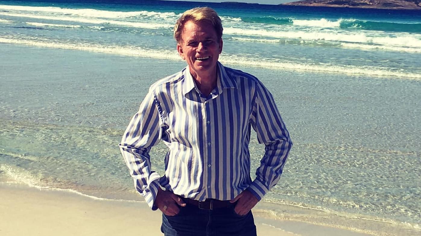 Veteran broadcaster Russell Goodrick dies after private health battle
