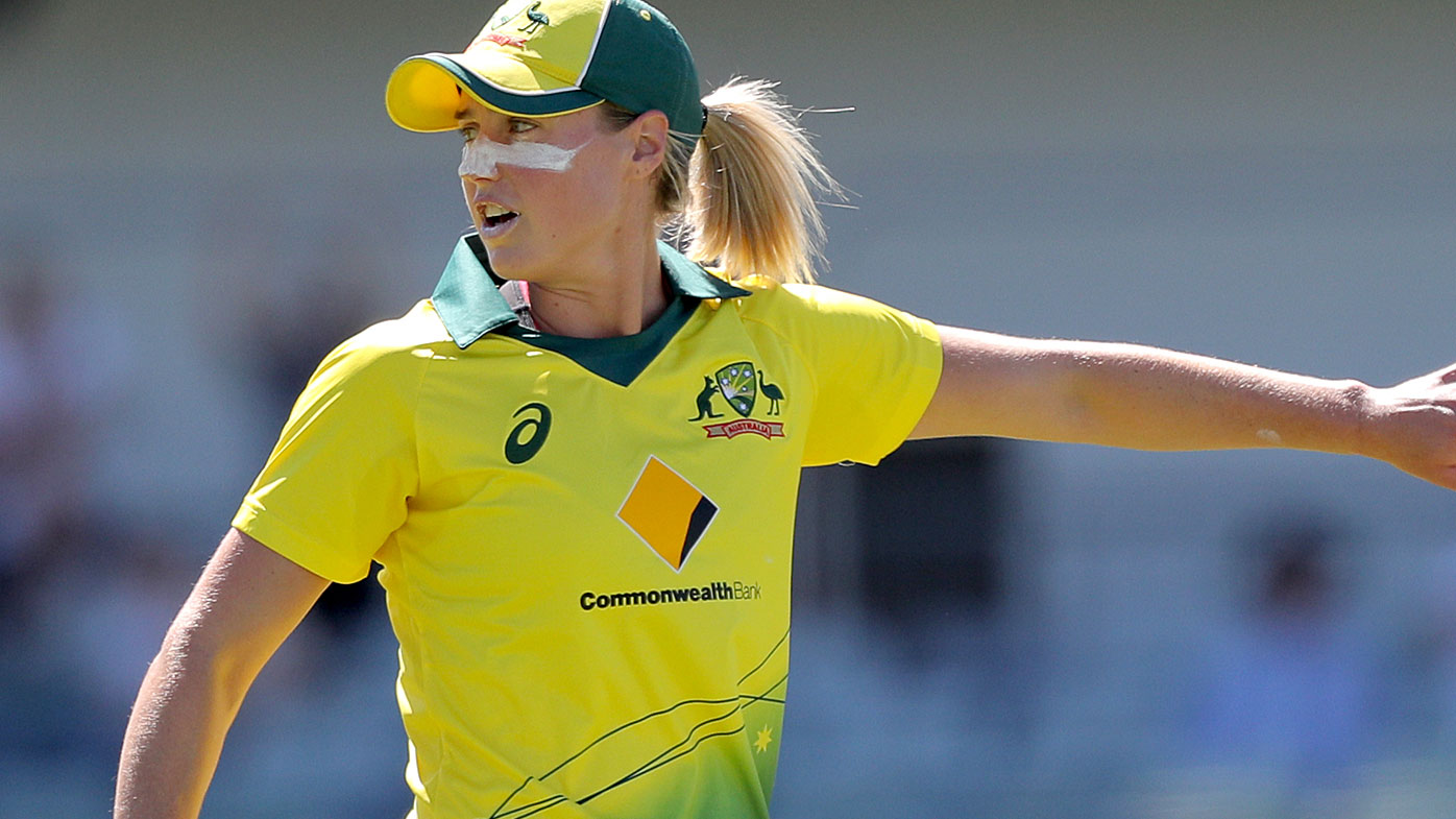 Ellyse Perry of Australia