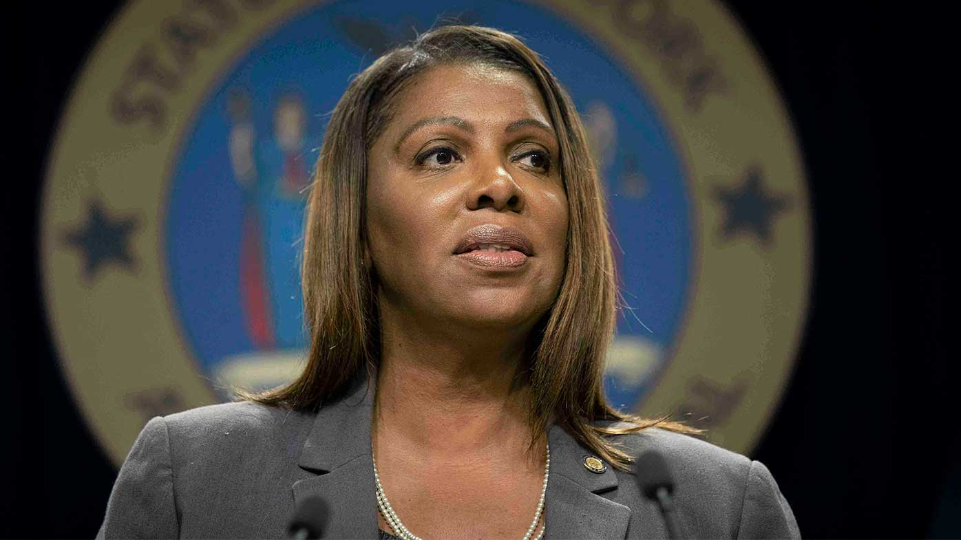 New York Attorney-General Letitia James is overseeing an investigation into Governor Andrew Cuomo.