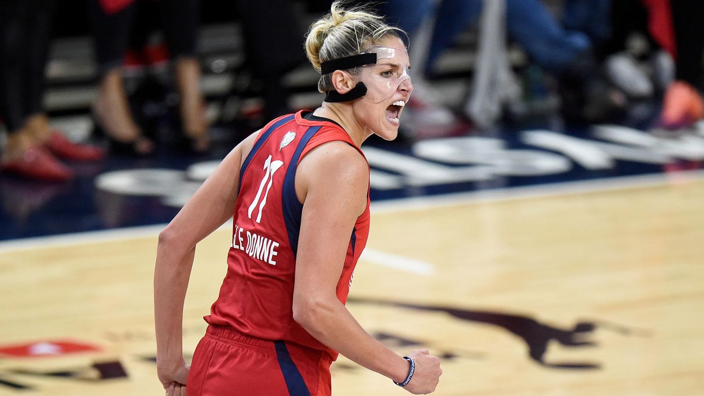 Washington Mystics to pay Elena Delle Donne's salary