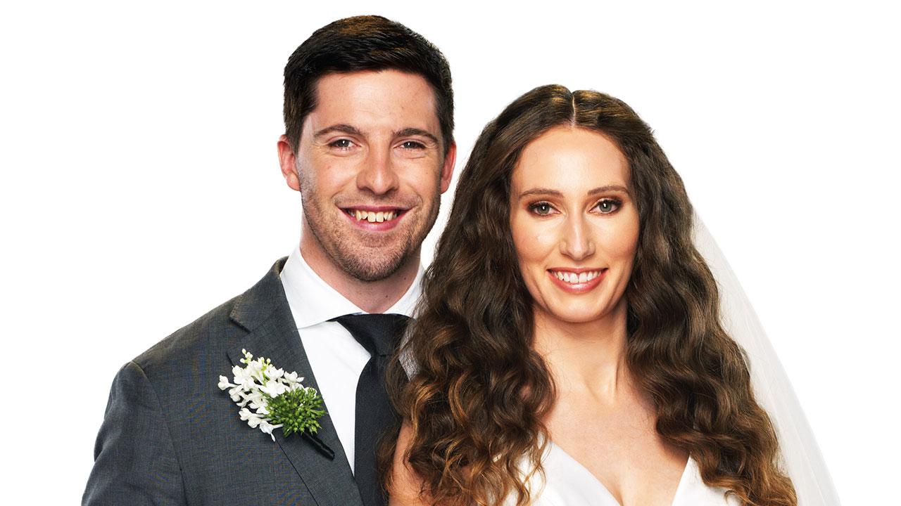 MAFS Bio Patrick and Belinda