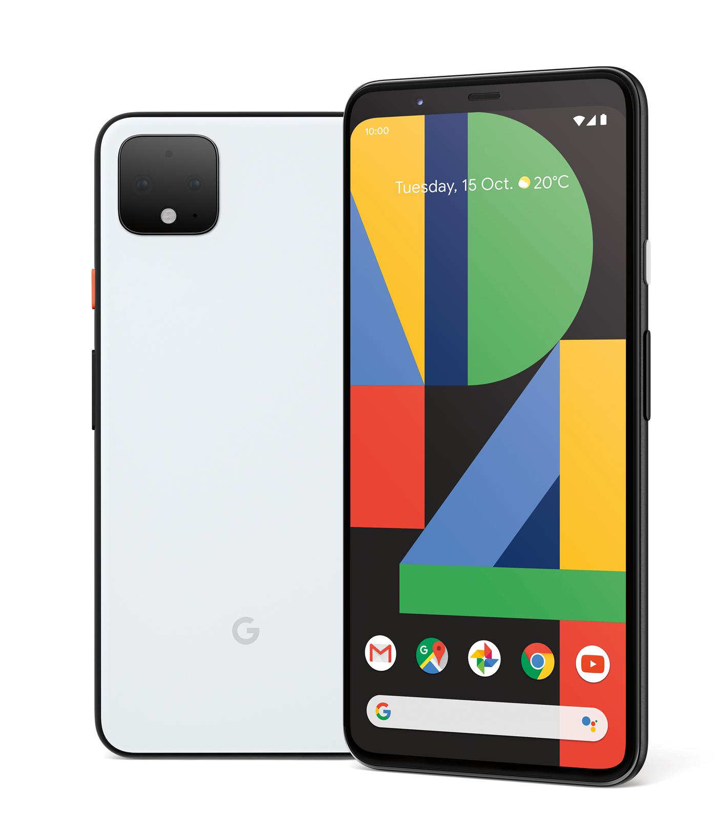 Google delivers new smartphone