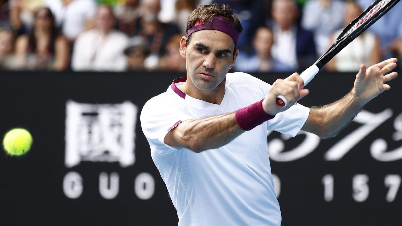 Novak Djokovic eases past Federer in straight sets at Australia Open