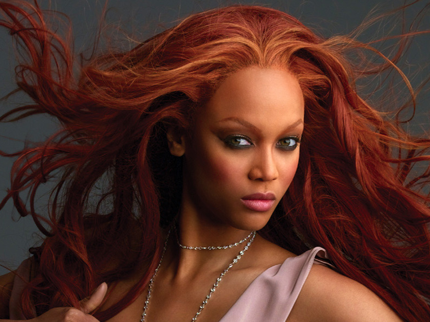 Tyra Banks, smize, America's Next Top Model