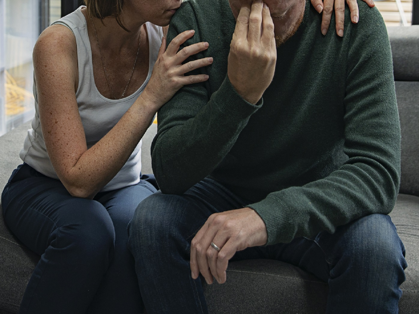 Couple miscarriage or pregnancy loss.