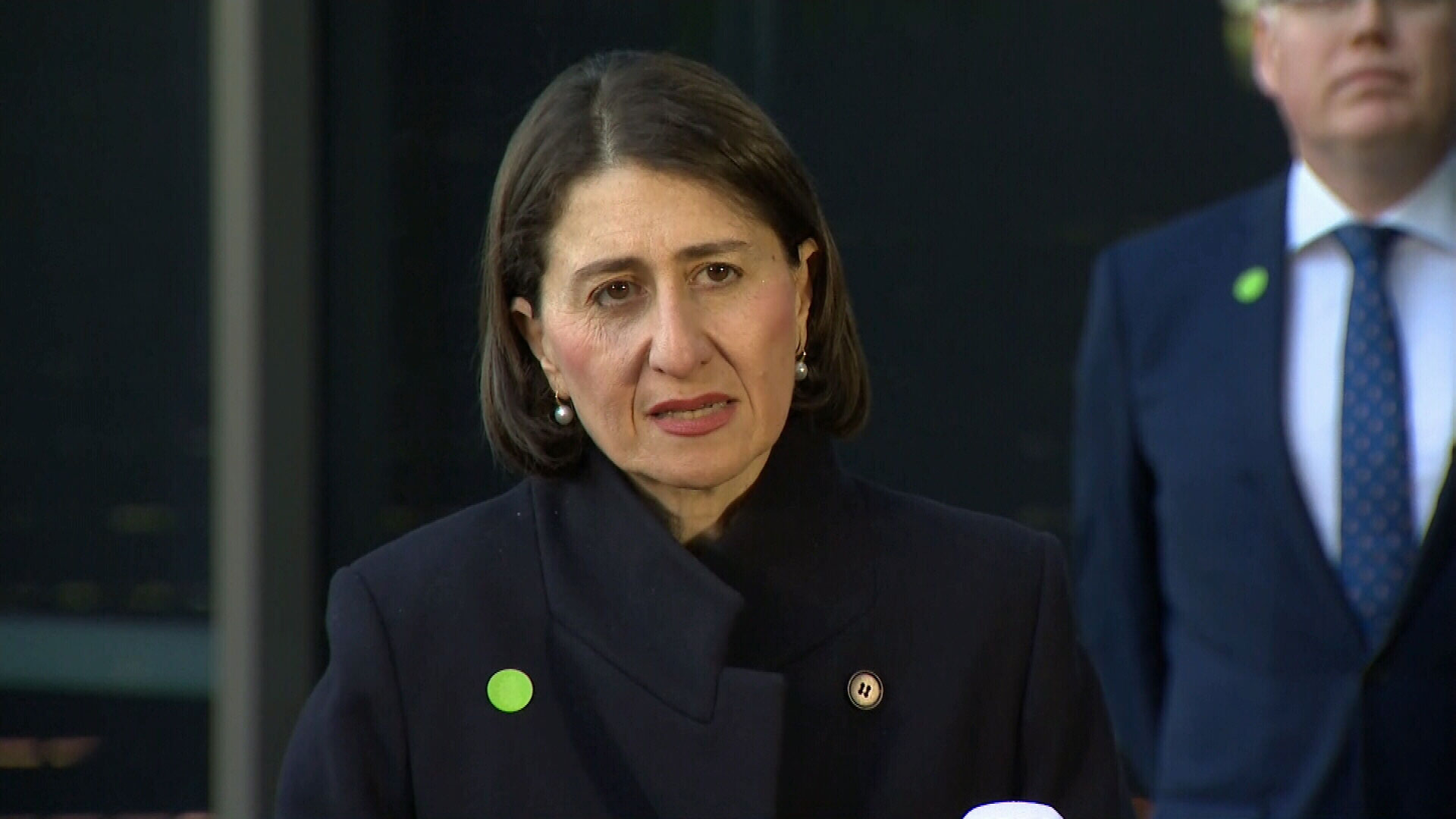 """NSW Premier Gladys Berejiklian says """"horrible mistakes were made"""" over the Newmarch House coronavirus cluster."""