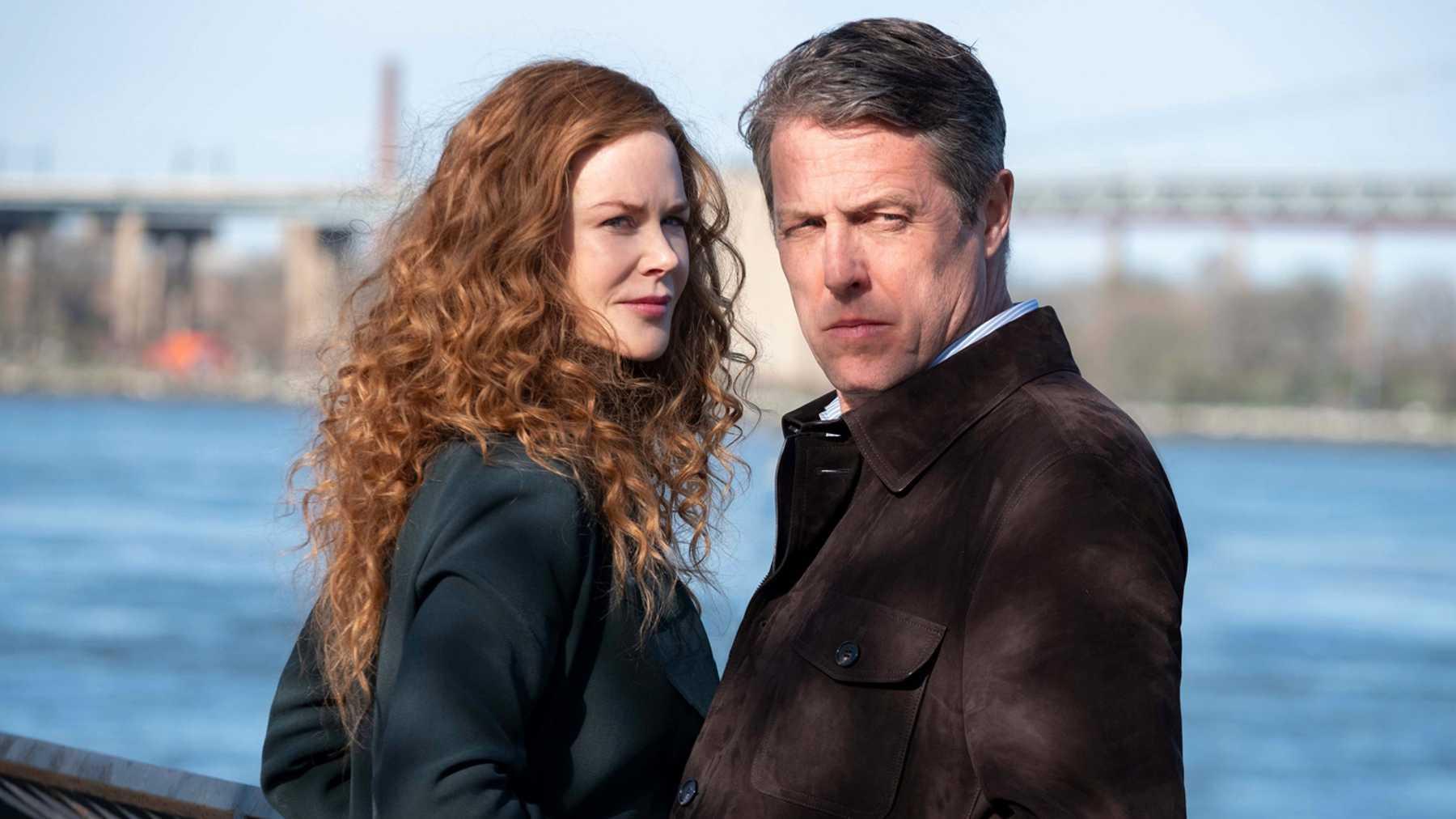 Nicole Kidman and Hugh Grant star in the new new murder mystery mini-series.