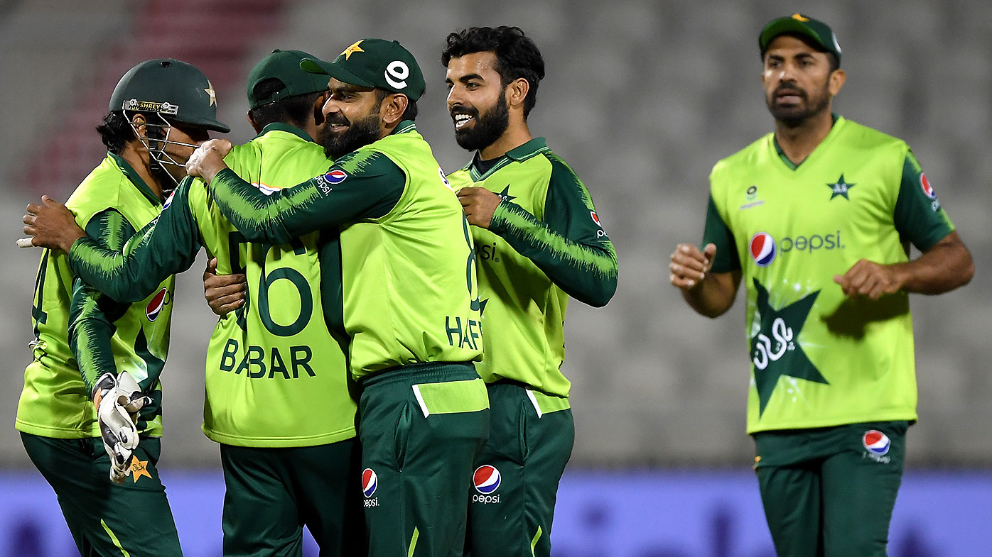 Seventh Pakistan player tests positive to COVID-19 during mandatory isolation period