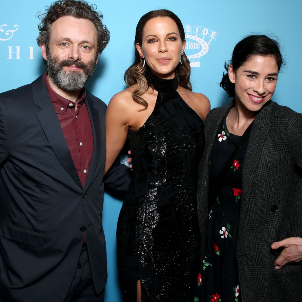 Michael Sheen, Kate Beckinsale and Sarah Silverman