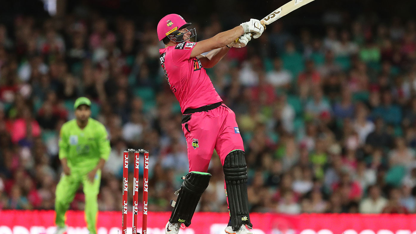 Superb Curran givers Sixers win in Sydney derby
