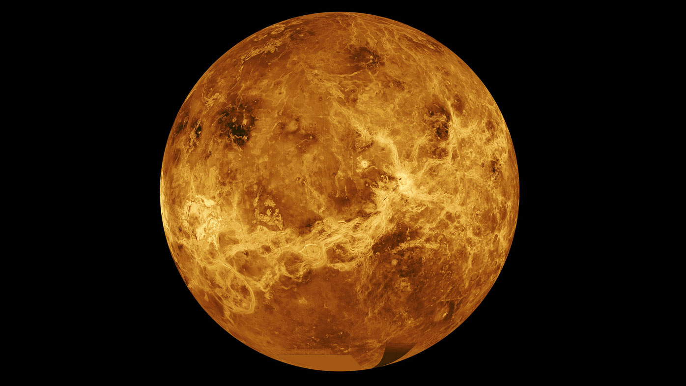 Gas find on Venus clouds suggests sign of life