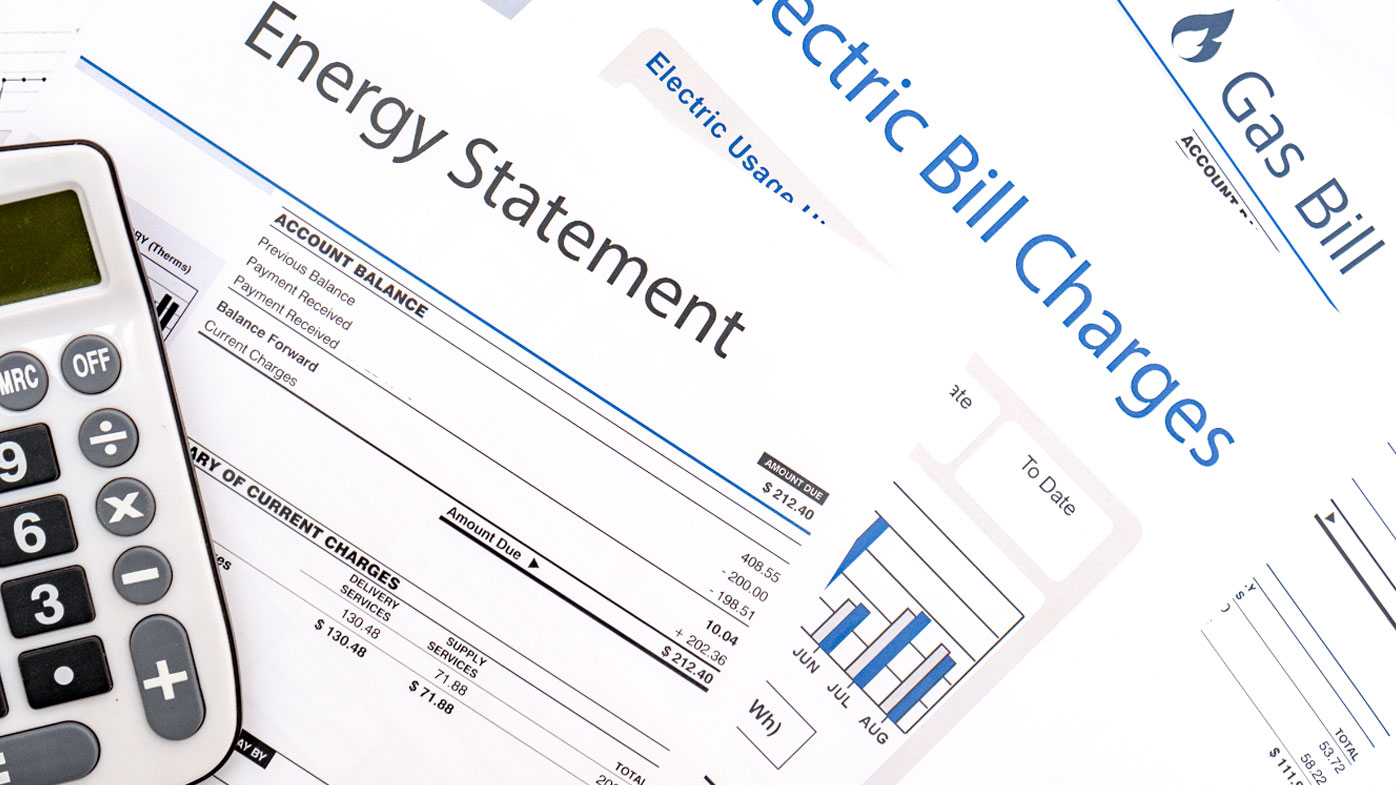Many Australians have seen a spike in electricity bills while working from home.