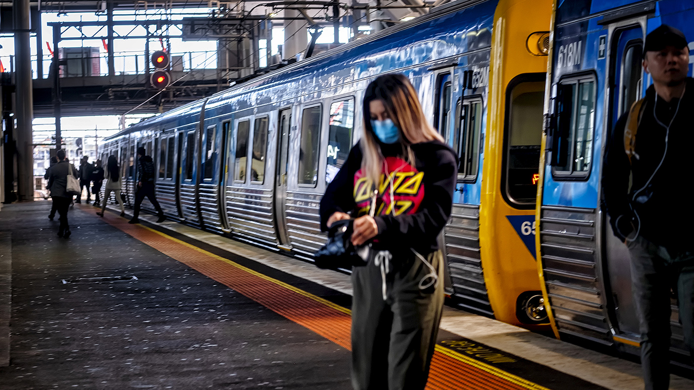 What your train and bus commute may be like in the future (if you can get on)