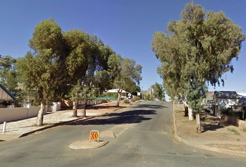 Lane Street, Broken Hill