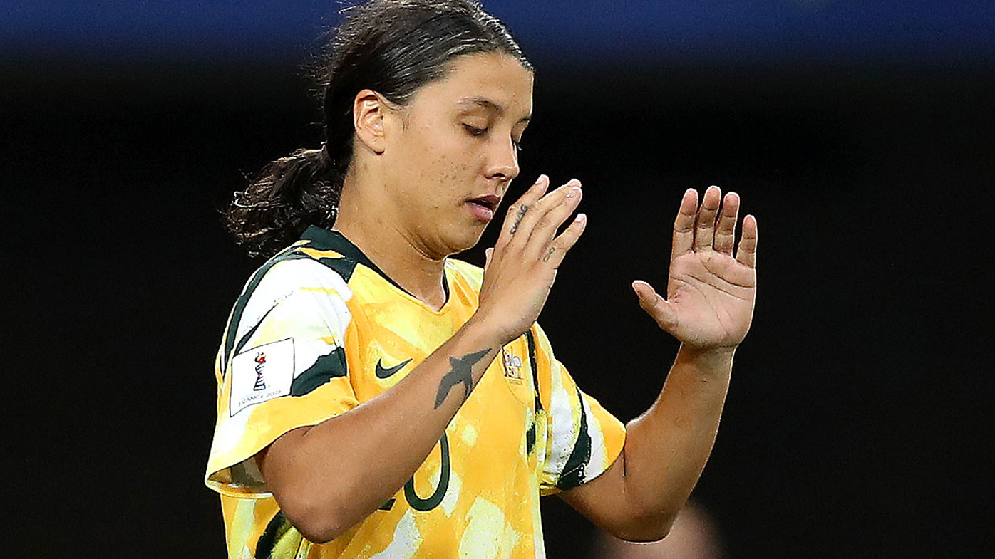 Coronavirus forces Matildas to move matches