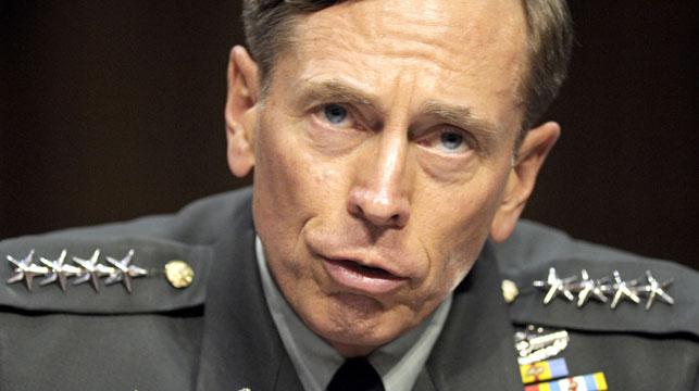 General David Petraeus in 2011. (AAP)