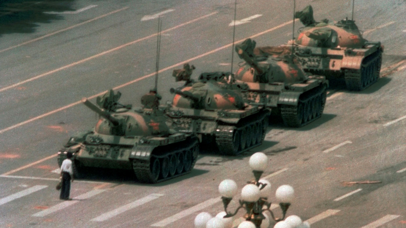 Tiananmen Square Tank Man photographer dies