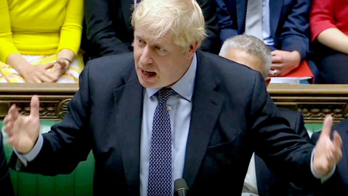 UK parliament delay Brexit decision