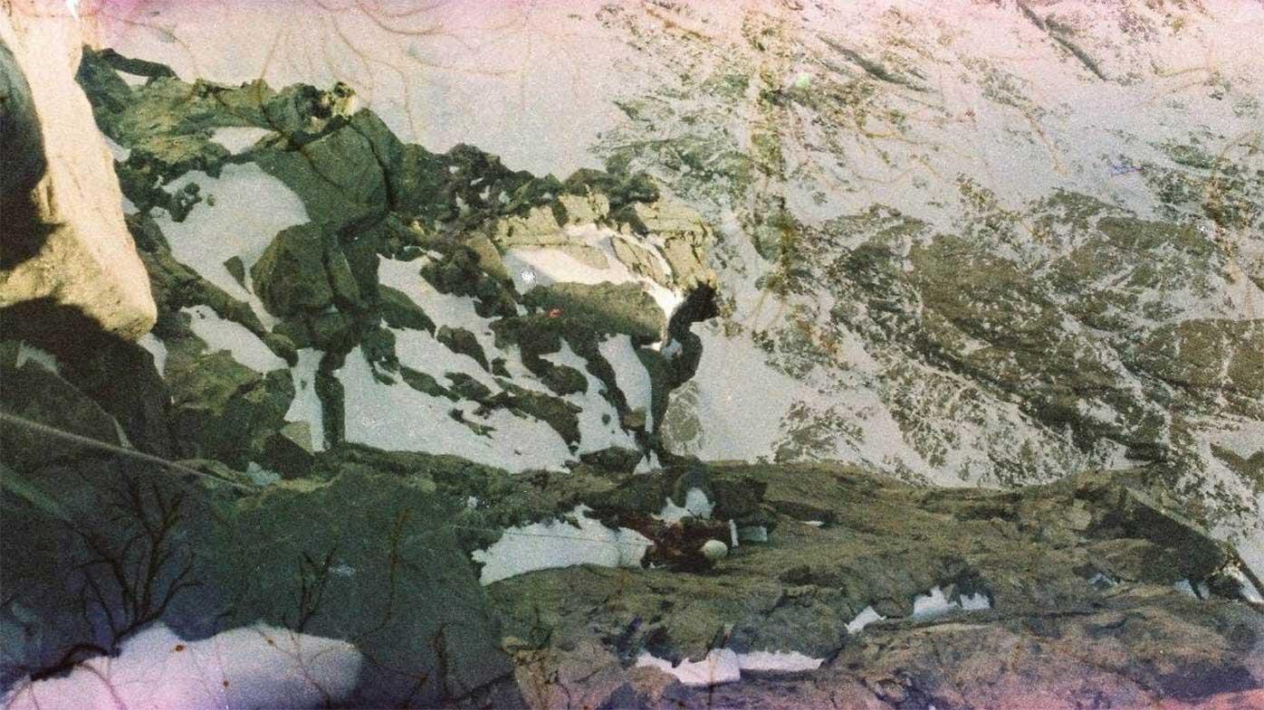 The photos also reveal breathtaking scenery on Aoraki/Mt Cook.