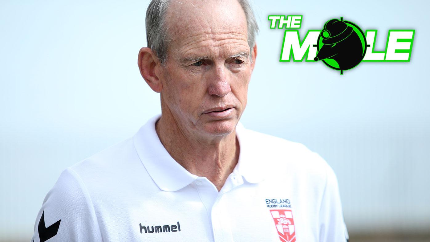Wayne Bennett dumped as England coach replaced by Shaun Wane