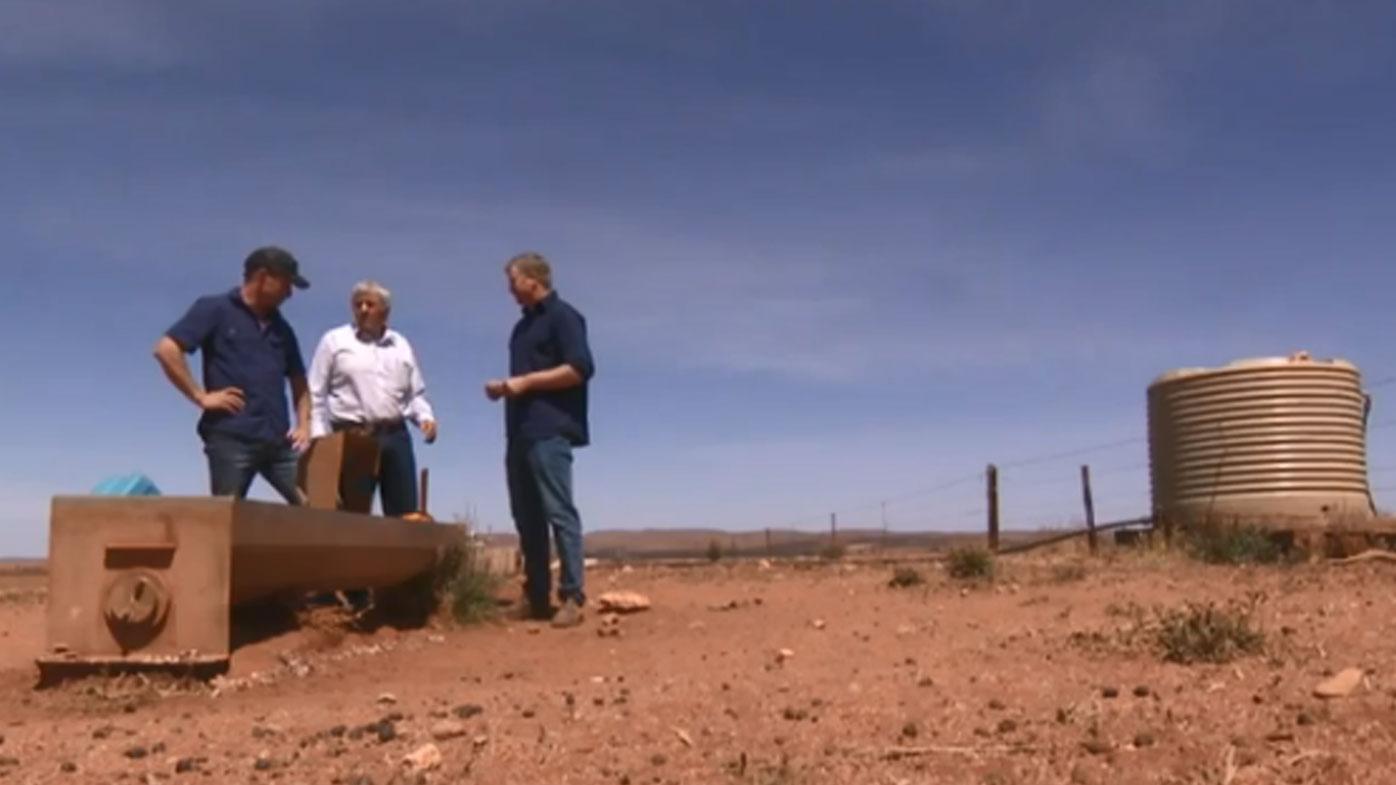 SA farmers brace for summer drought