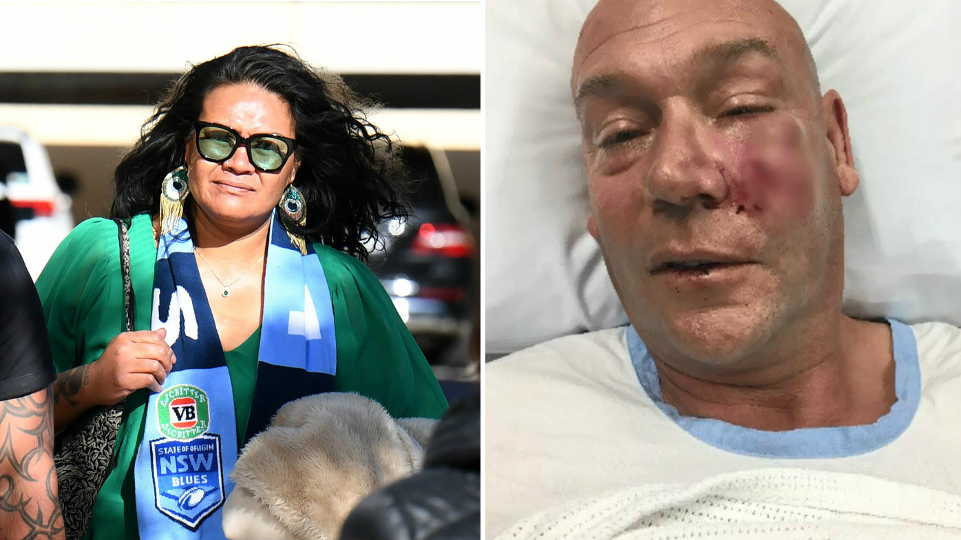 Queensland News Payne Haas Mum Gets Immediate Parole After Delivery Driver Assault