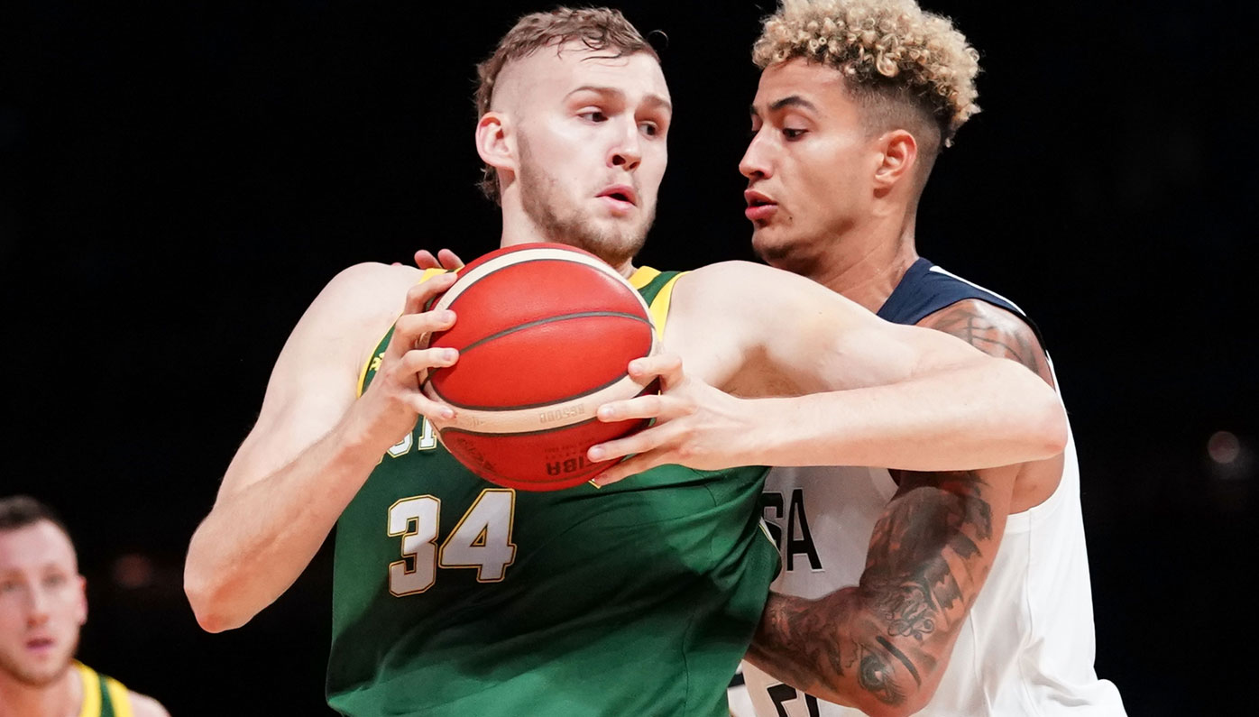 USA coach raves about Boomers rising star
