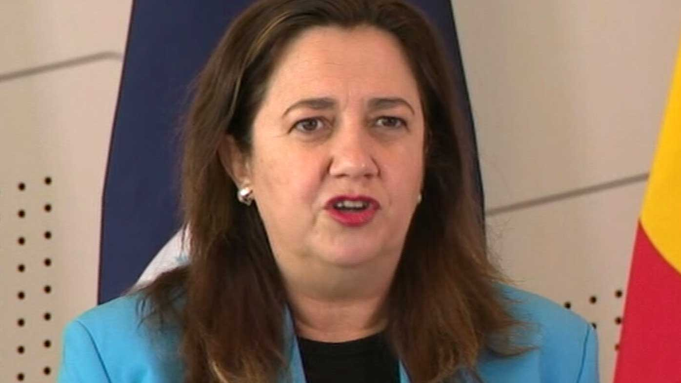 Queensland committed to 80 per cent vaccination target
