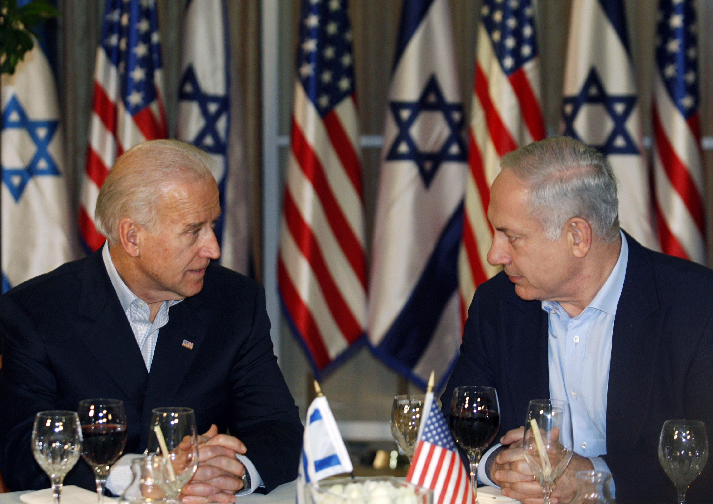 Biden expresses 'support' for Israel-Gaza ceasefire