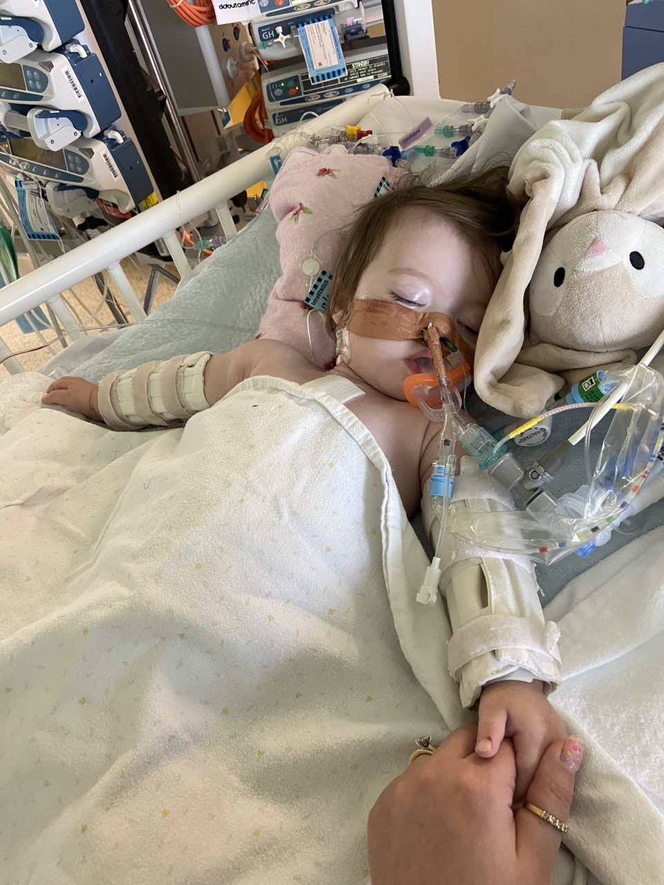 Mum's fight to raise awareness of deadly childhood disease