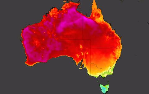 Heatwave conditions to sweep across Australia