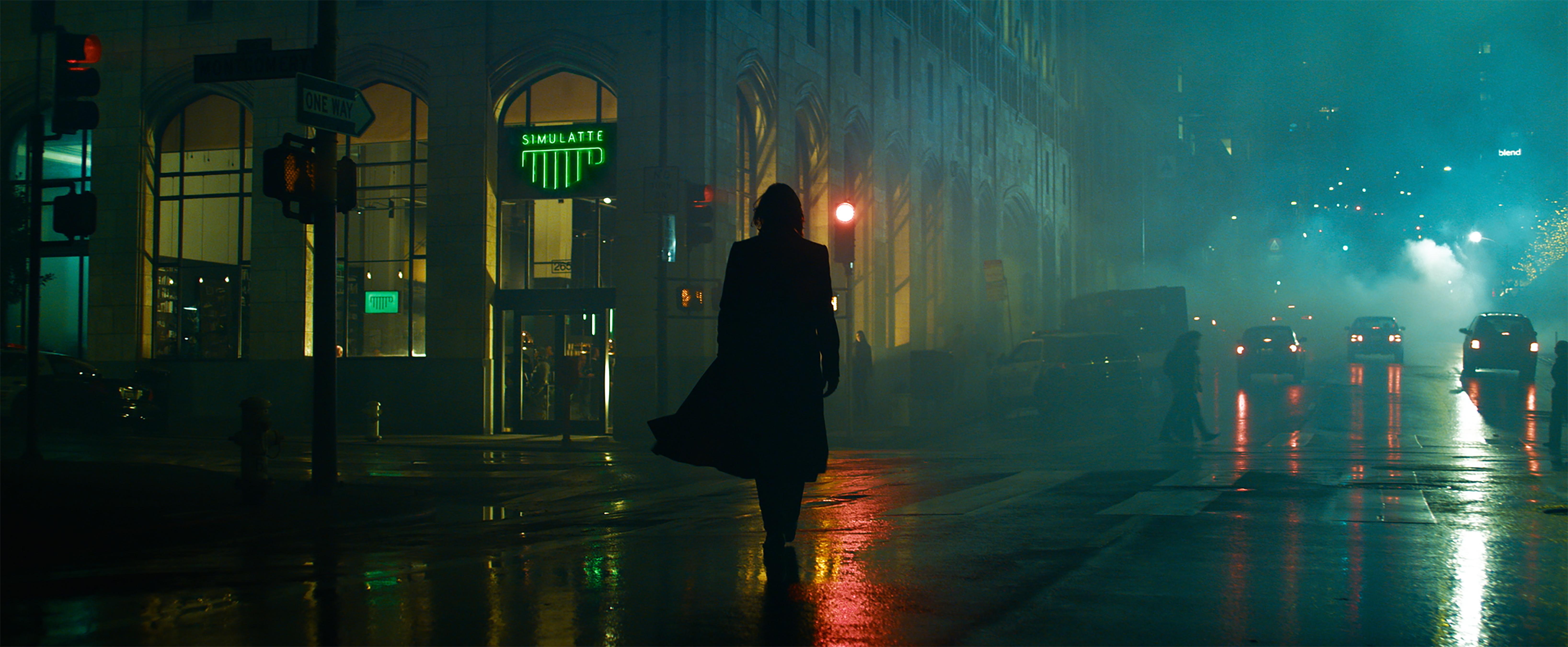 Keanu Reeves returns in The Matrix: Resurrections.