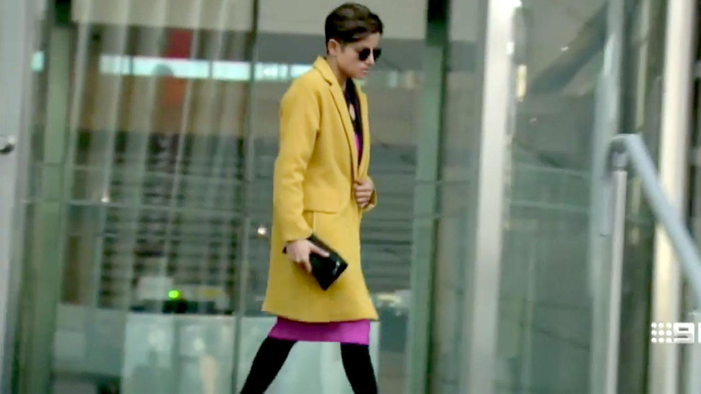 Fashion designer jailed after 'fake breast grab story'
