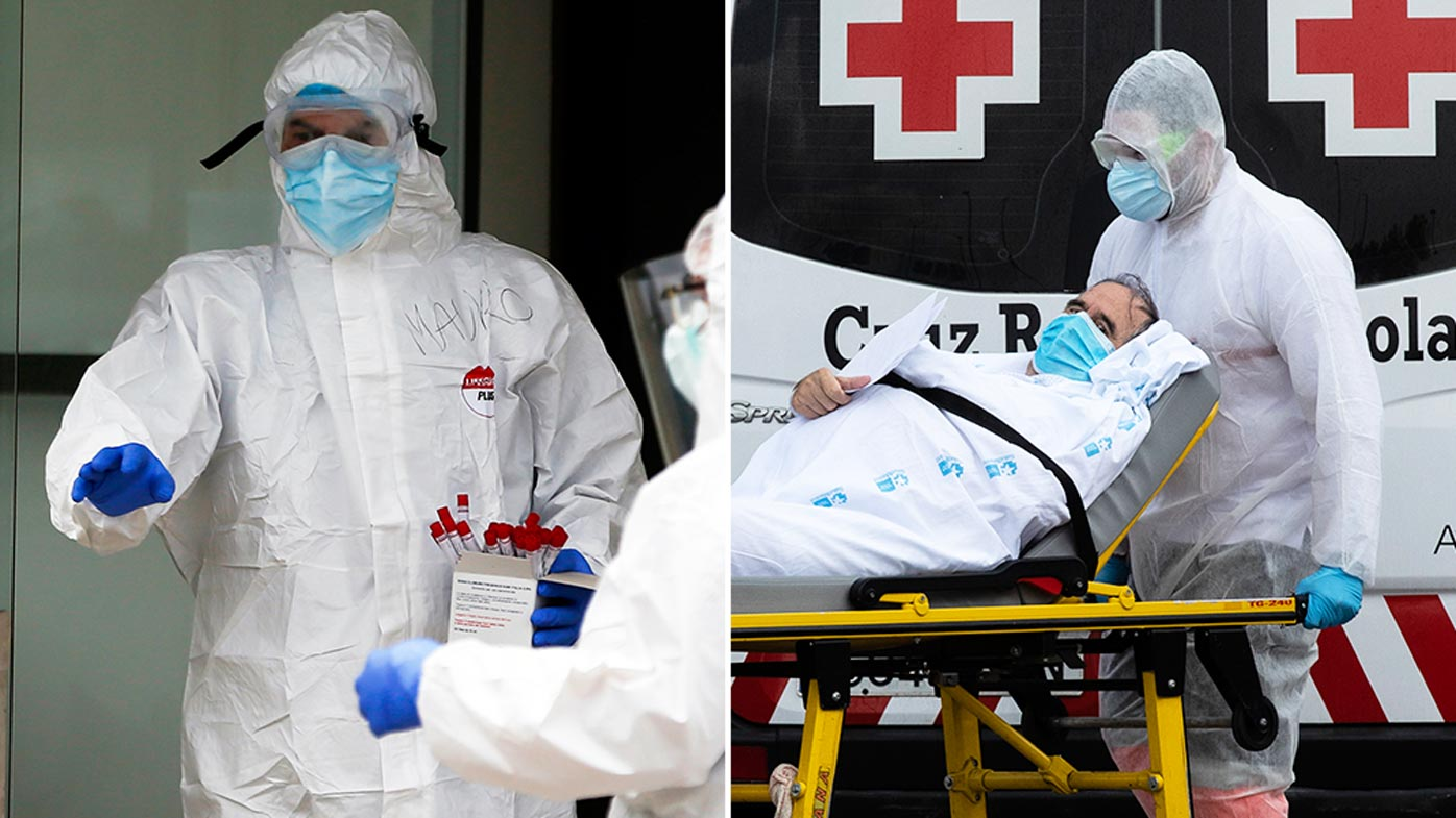 Italy's daily coronavirus cases at nearly 3500