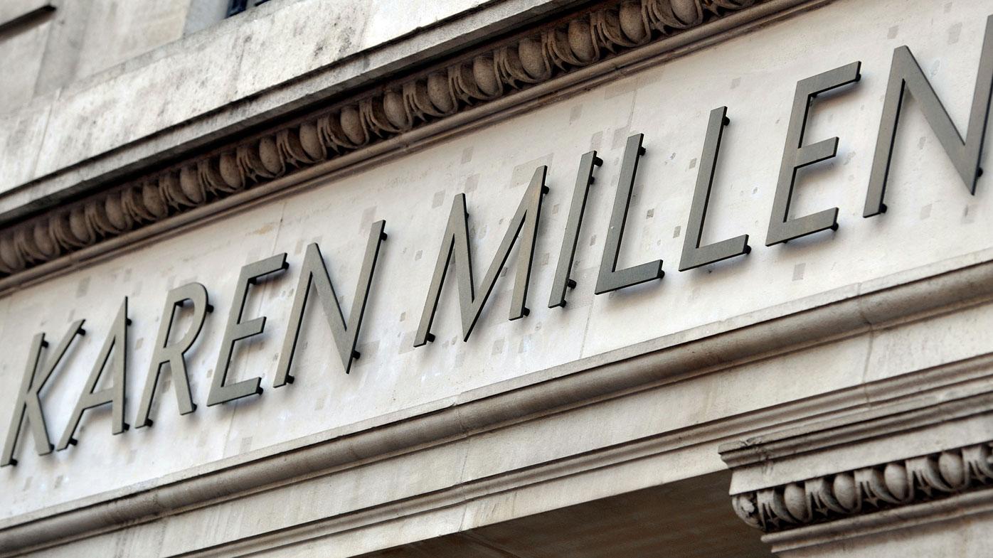 Iconic brand Karen Millen shutting down in Australia