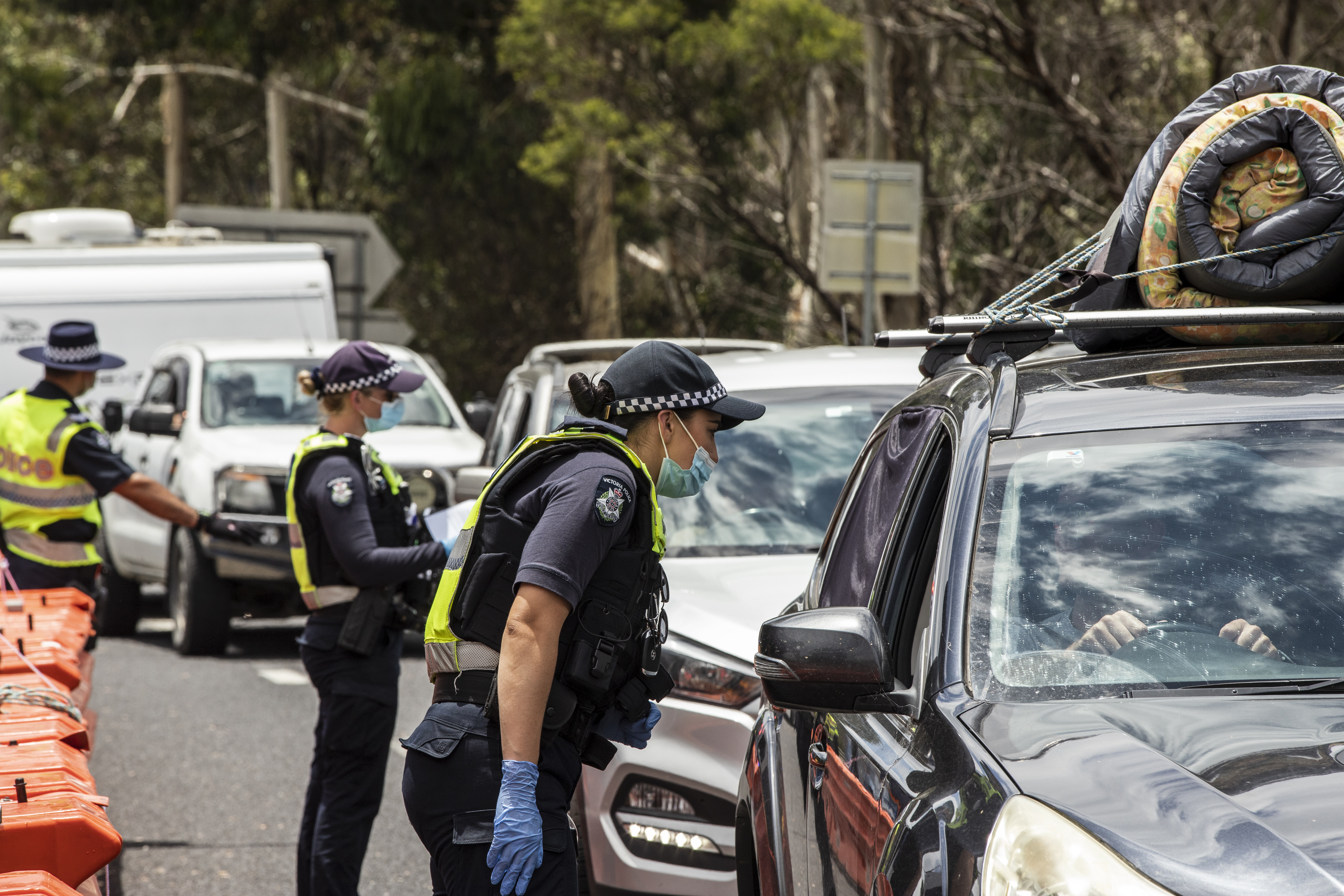 State-by-state precautions after new Melbourne COVID-19 case