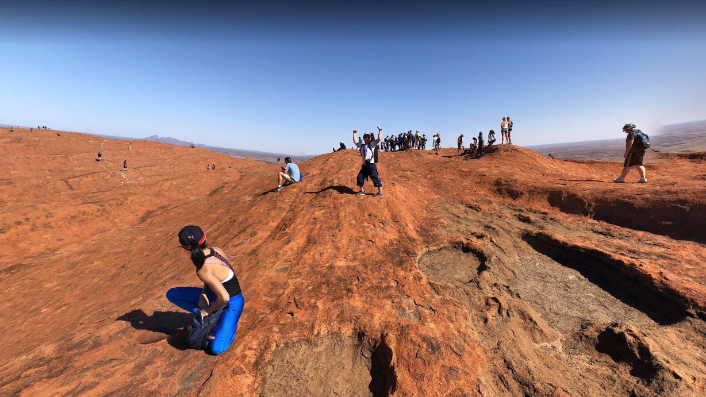 Google removes Uluru climb images after ban