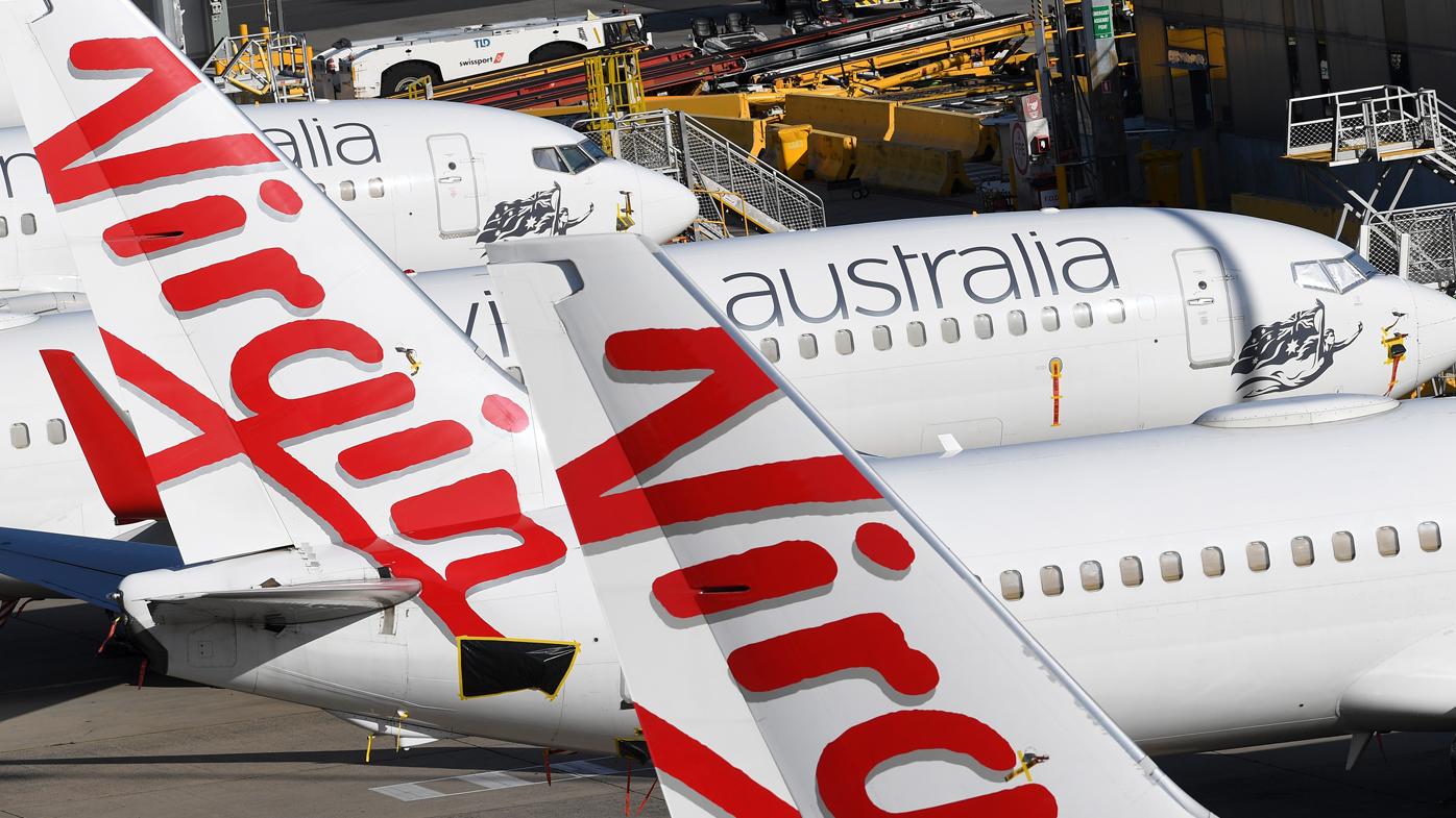 Virgin boss declares airline is 'not collapsing'