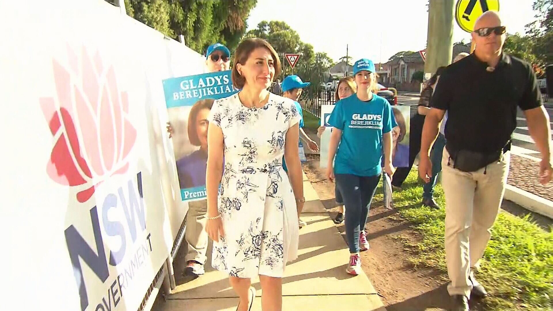 NSW election exit poll shows narrow Coalition win