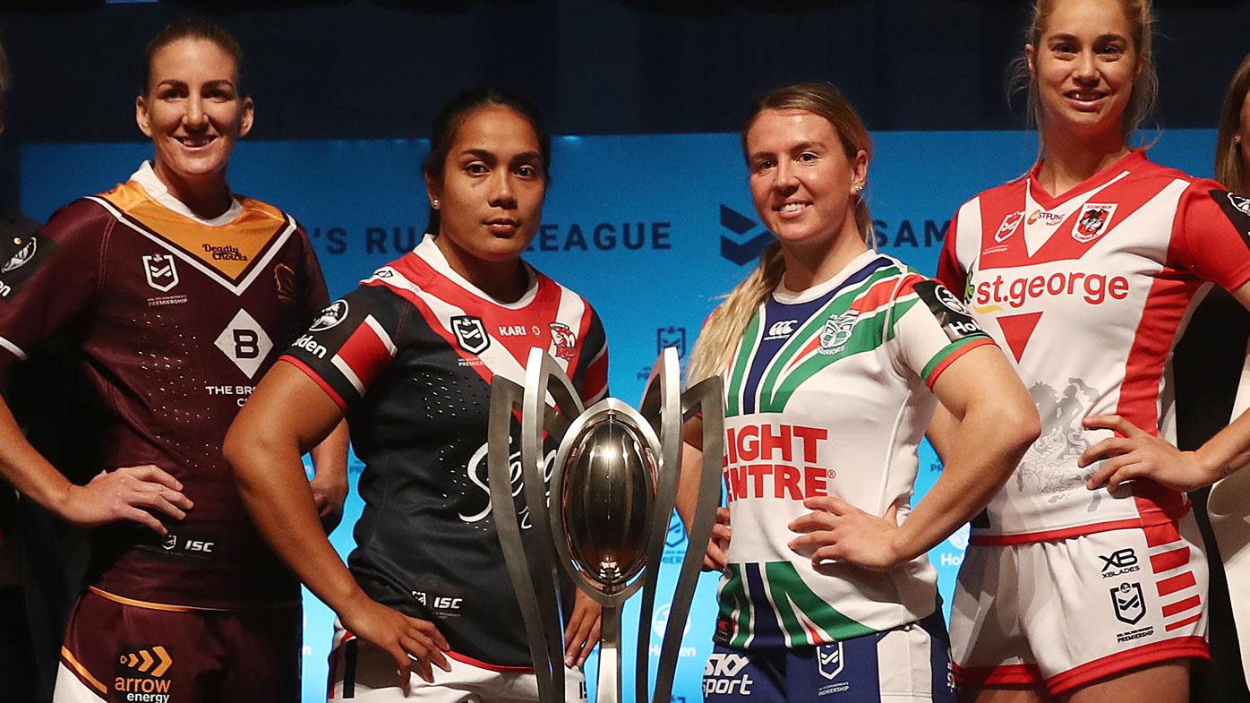 NRL Women's Premiership 2019 Season