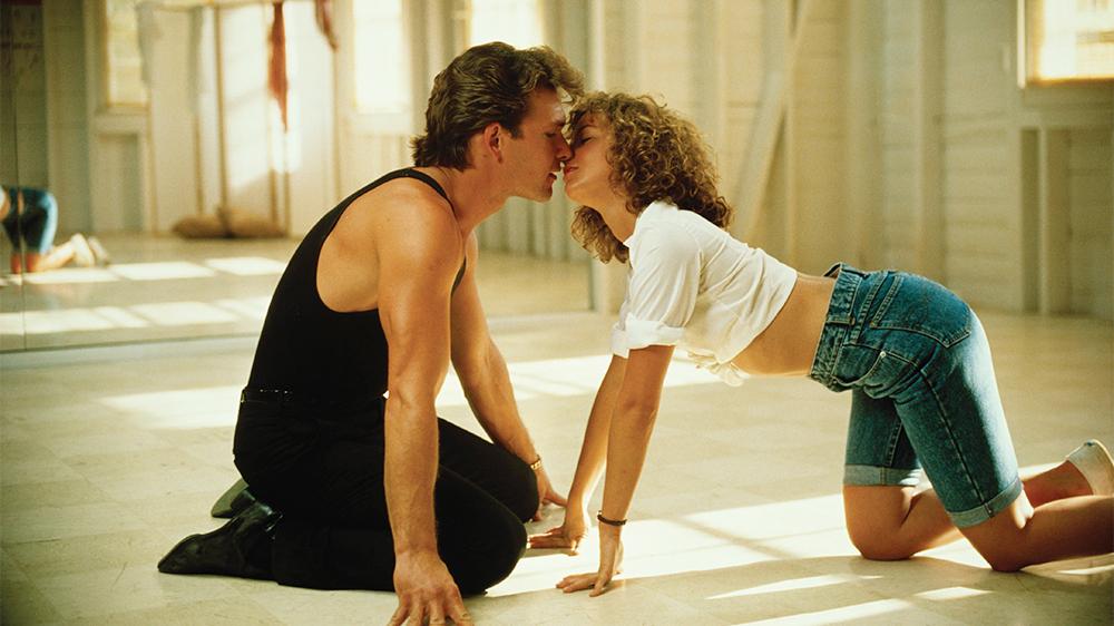 Jennifer Grey, Patrick Swayze, Dirty Dancing