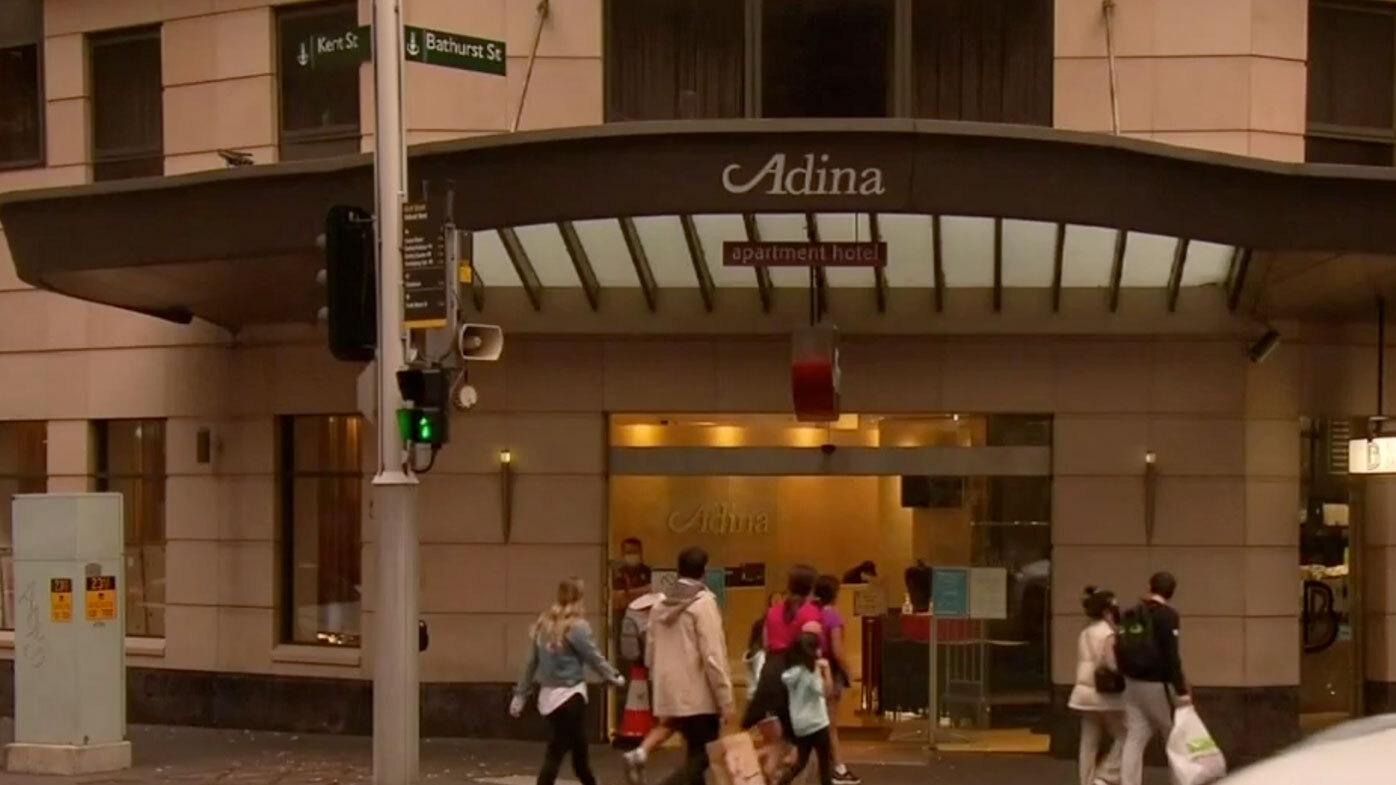 COVID-19 spread inside Sydney quarantine hotel, NSW Health confirms