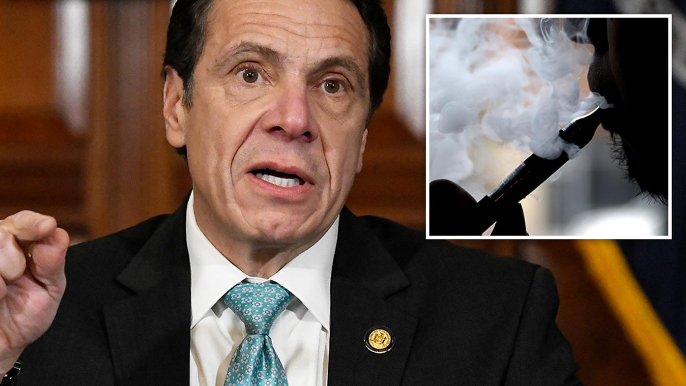New York to enact statewide flavoured vaping ban