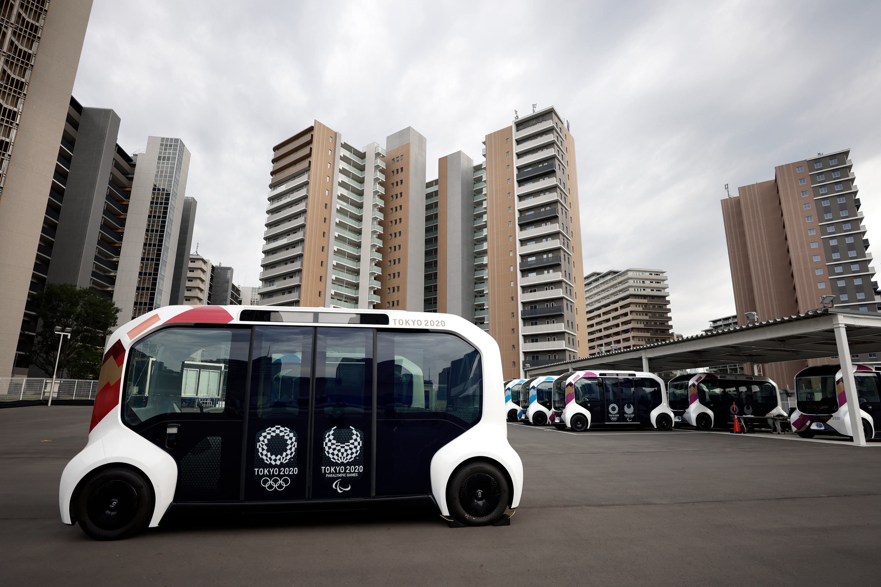 Toyota will restart its operations of its autonomous vehicles at the Paralympic Games village in Tokyo following an accident.