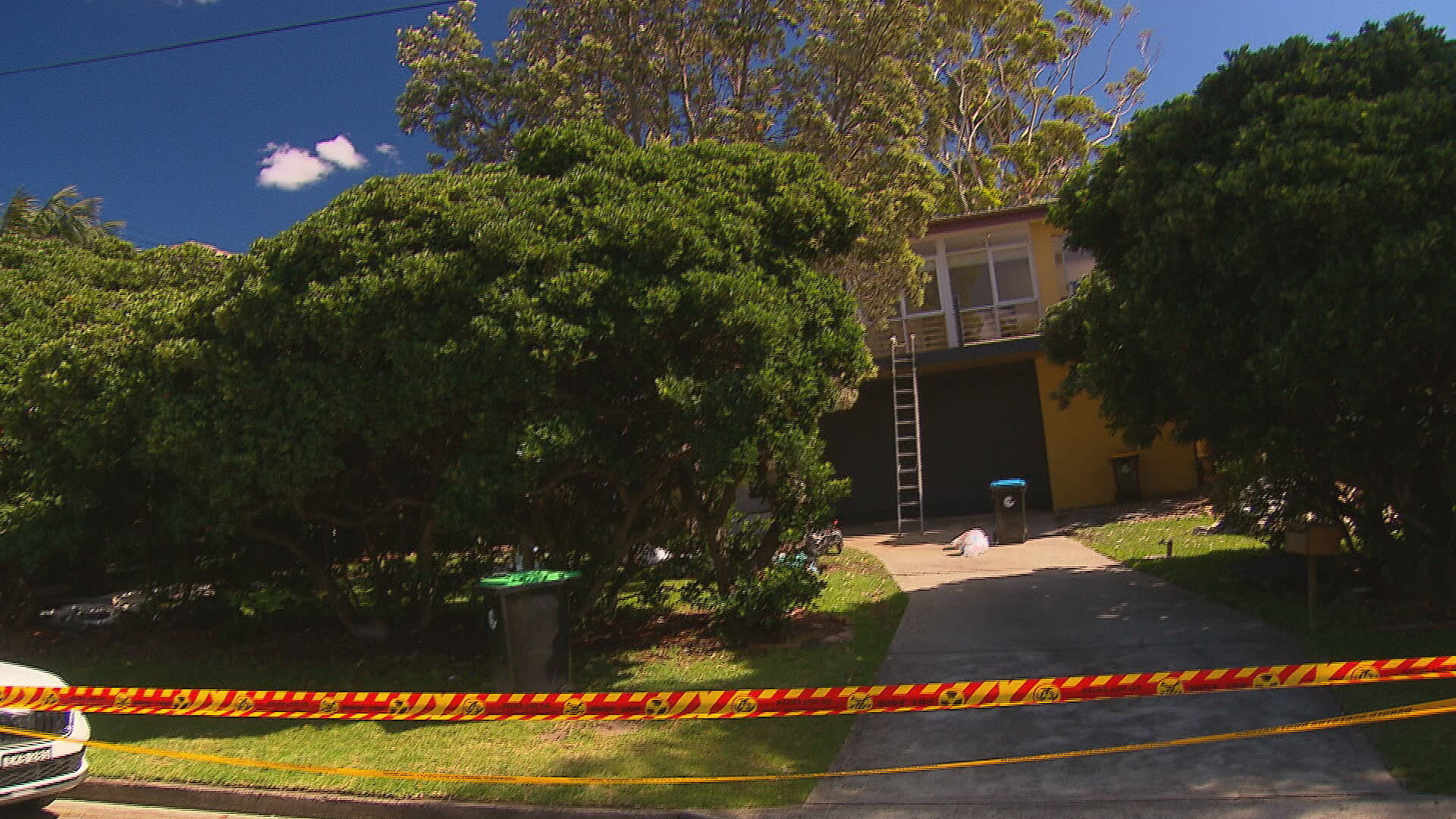 The homeowner who hired the pair apologised and said he was told by the tenant that the property needed repairs.