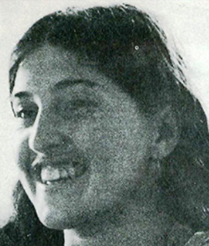 Teresa Knowlton, 21, was Sobhraj's first known victim.
